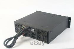 Crest Audio Series Pro II 8002 Amplificateur De Puissance Professionnel