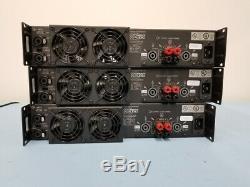 Crest Audio Series Pro7200 Amplificateur Professionnel Grande Forme Pro 7200 (loc 5c)