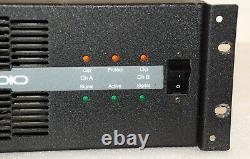 Crest Audio Vs1100 Amp 1400 Watt Pro Sono Amplificateur De Puissance Professionnel