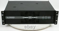 Crest Audio Vs1500 Amplificateur De Puissance Professionnel