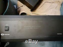Crestron Amplificateur Audio Professionnel Amp Cnampx-16x60 Oreilles Rack Inclus