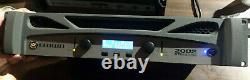 Croissance Xti Série 2002 Pouvoir Amplifier Pro Équipement D'audio Avec Supplément De Pouvoir