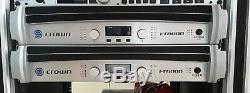 Crown Amplificateur De Puissance Sonore I-tech 6000 Pro Touring