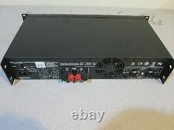 Crown Audio Xls2000 Dual Channel Professional Power Amplificateur 650w Navires Gratuits