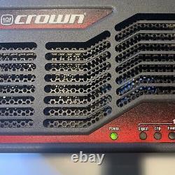 Crown Ce4000 Professional Power Amplificateur Dj/ Pa
