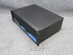 Crown Cl1 Dual Channel Professional Audio Commercial Amplificateur De Puissance Stéréo