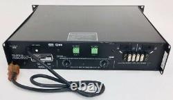 Crown Com-tech 210 2-channel 300w Amplifieur De Puissance Professionnel Livraison Gratuite. 2