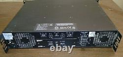 Crown Cts 2000 Pro Audio Amplificateur 1000w Par Canal