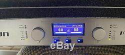 Crown I-tech It6000 6000 2 Canaux Amplificateur De Puissance Professionnel It6000