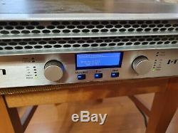 Crown Itech 6000 Audio Pro Amplificateur I-t6000 Itech It-6000