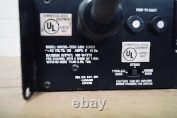Crown Macro-tech 2402 Amplificateur De Puissance Pa Professionnel En Très Bon État