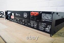 Crown Micro-tech 1200 Amplificateur De Puissance Pa Professionnel En Très Bon État