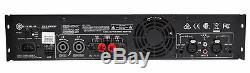 Crown Pro Amplificateur De Puissance Dj / Pa 2100w Xls 2002 Xls 2002, Seulement 11 Lbs + Dsp