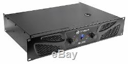 Crown Pro Audio Xli2500 Ampli Ampli 2 Canaux Dj / Pa 1500w + (2) Câbles Speakon