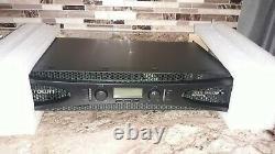 Crown Pro Nxls2502 Xls2502 Amplificateur De Puissance 2500w