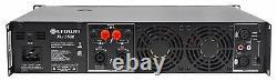 Crown Pro Xli3500 2700w 2 Canaux Amplificateur De Puissance Pa Professional Amplificateur XLI 3500