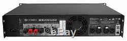 Crown Pro Xti2002 Xti 2002 2000w Ampli Amplificateur De Puissance Avec Dsp + Micros Sans Fil Doubles