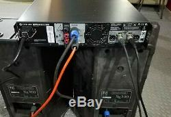 Crown Xti 6002, Deux Canaux, 2100w @ 4 Amplificateur De Puissance Pro Sound Pro Audio