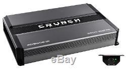 Crunch Pd3000.1d Amplificateur Mono De 3 000 Watts Puissance Pro Amplificateur Stéréo Pour Voiture Amplificateur Classe D