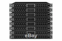 Cvr-1002 1000wx2, 8ohm Puissance Rms Amplificateur