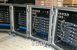 Cvr D-3002 Amplificateur De Puissance Professionnel 7140 Watts X2 À 2 (marchand)