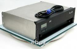 D & B Audiotechnik D12 Dual Channel Pro Amplificateur Avec Nl8 Cordon D'alimentation