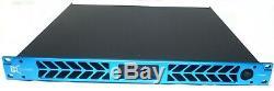 D Cvr-1002 Série Professionnelle Puissance Amplificateur 1 Espace 1000 Watts X2 À 8 Bleu