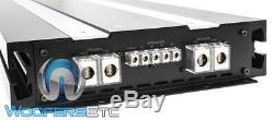 DC Audio 7.5k Monobloc 7500w Rms Classe D Subwoofers Haut-parleurs Amplificateur Basse Nouveau