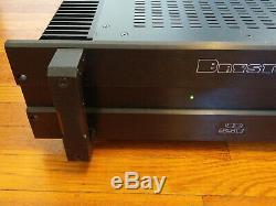 Dans Boîte Bryston 4b-sst Pro Amplificateur De Puissance Stéréo, 300w Excellente