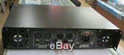 Deura Ma-4000 4000 Watt 2 Canaux Rack 2u Dj Amplificateur De Puissance Professionnel