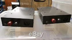 Deux Amplis De Puissance Monobloc Flying Mole Dad M100 Pro Ht