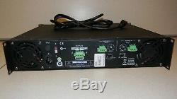 Electro Voice Ev Pa2450l 2x450w Professional Pa Amplificateur De Puissance 900w Ponté
