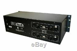 Emb Professional Sound System Eb831eq Égaliseur Graphique / Limiteur De Type 3 Nr