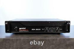 Équipement Audio Professionnel Gemini 2 Canaux 3000 Watts Amplificateurs De Puissance Sonore