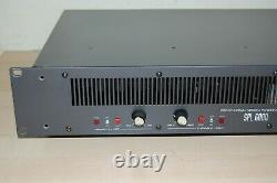 Fender Sunn Spl 6000 2 Channel X 300w Amplificateur De Puissance Professionnelle