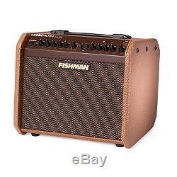 Fishman Loudbox Mini Charge Amplificateur D'instrument Acoustique Alimenté Par Batterie