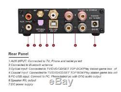 Fx Audio D802c Pro Amplificateur Numérique Prise En Charge Aptx Nfc Amplificateur Numérique Noir