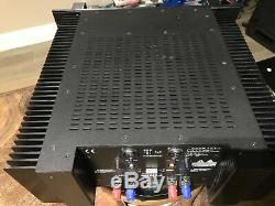 Garantie De L'amplificateur De Puissance Audiophile Double Canal 600w X2 Bryston 14b Sst Pro