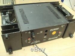 Gaz Ampzilla Professionnel Amplificateur De Puissance Amp Great American Sound Company