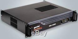 Gemini Xga-4000 Watts Amplificateur De Puissance Professionnel 2 Canaux Dj Amp Stereo Bridgeable