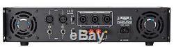Gemini Xga-5000 Amplificateur De Puissance Professionnel 5000w Rack Pa Amplificateur Xga5000
