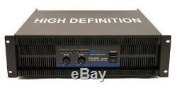 Gli Pro Pvx9000 10 000 Watt Amplificateur De Puissance Dj Amp Rack