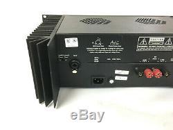 Hafler Trans Nova P4000 2 Canaux 550w Professional Power Amplifier Voir Les Détails