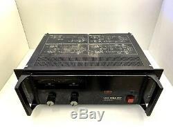 Hh Electronique V800 Amplificateur De Puissance Stéréo Professional 800 Wrms Vintage 1979 Au Royaume-uni