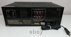 Hitachi Hma-7500 Amplificateur De Puissance Stéréo Entièrement Recapped + Led Pro Serviced
