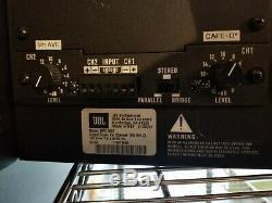 Jbl Mpc200t Amplificateur De Puissance Professionnel