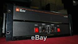 Jbl Urei 6290 Double Monoral Professionnel Amplificateur De Puissance-1200w-très Agréable