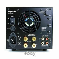 Klipsch Pro-200a Stereo Power Amplificateur Openbox Avec Accessoires Originaux