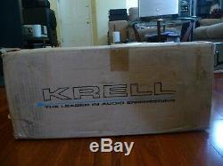 Krell Home Theatre Standard Pro / Pré Amplificateur La Condition De Travail Excellente