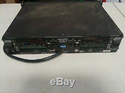 L-acoustics La48a Pro Power Amp 4600 Watt 2 Ch W Garantie Lab Gruppen Fp6400